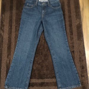 NEW Crazy 8 Boys Husky Jeans Size 10